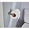 Porte-rouleaux papier toilette Amantea inox brossé GoodHome