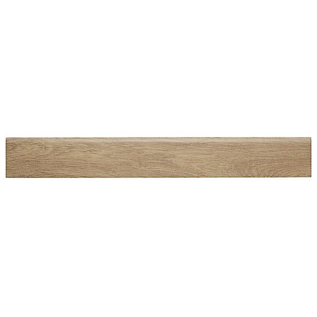 Plinthe Naturelle 8 X 60 Cm Rustic Wood Castorama