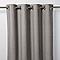 Rideau GoodHome Digga gris 140 x 260 cm