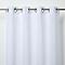 Voilage GoodHome Batma blanc 140 x 260 cm