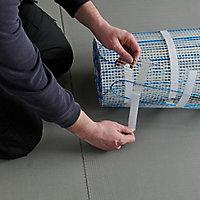 Chauffage par le sol électrique pour carrelage 4 m²