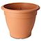 Pot rond plastique Blooma Florus terracotta ø60 x h.40 cm