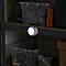 Lumière magnétique ronde DIALL blanche