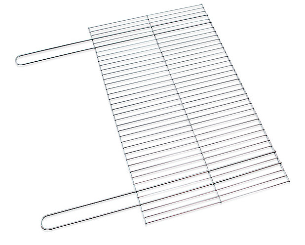 Grille de barbecue simple Blooma 67 x 40 cm