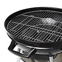 Barbecue charbon de bois Blooma Russel