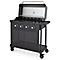 Barbecue à gaz Blooma Rockwell 400 noir