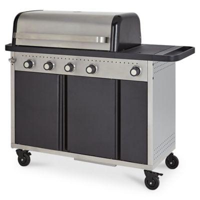 Barbecue gaz blooma rockwell 450 noir castorama - Barbecue gaz castorama ...