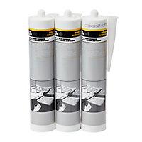 Colle acrylique à prise rapide 310ml - intérieur - paquet de 3