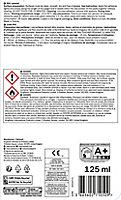 Colle pour PVC et tuyau en PVC Diall 125ml
