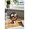 Mini ventilateur en métal couleur cuivre