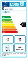 Climatiseur mobile Blyss WAP-02EC20 2100 W