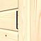 Abri de jardin bois Blooma Selwyn, 4 m² ép.12 mm