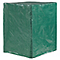 Housse pour chaises empilées Blooma vert 80 x 65 x 90 cm
