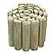 Bordure demi rondin BLOOMA 180 x h.15 cm