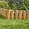 Bordure à planter BLOOMA 120 x h.20/35 cm