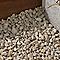 Concassé calcaire blanc 6-16 Blooma 25kg
