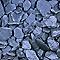 Paillis ardoise bleu 30-70 Blooma 25kg