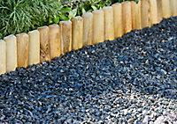 Concassé marbre noir 50-70 Blooma 25kg