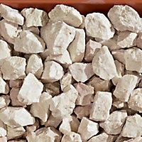 Concassé marbre blanc 50-70 Blooma 25kg