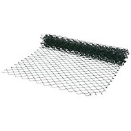 Grillage simple torsion Blooma maille 60 x 60 mm vert 10 x h.1,2 m