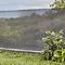 Brise vue tréssé Blooma gris 3 x h.1 m