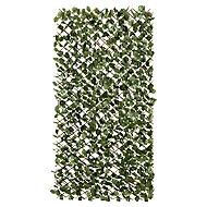 Treillis extensible fleuri Blooma 100 x 200 cm