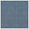 Nappe pompon Blooma Rural 140 x 275 cm bleu