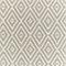Tapis Blooma Rural gris lin 120 x 170 cm