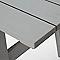 Table de jardin bois Blooma Rural gris 220 x 74 cm