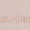Coussin à franges Blooma Rural 50 x 50 cm rose