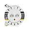Enrouleur ménager DIALL HO5VVF 3G1mm² 5m