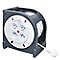Enrouleur ménager DIALL HO5VVF 3G1mm² 15m