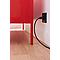 Rallonge intérieur H03VVH2-F DIALL 2 x 0.75mm² 3m prise noir