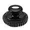 Brosse ronde pour plancha Blooma