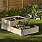 Carré potager Verve Kitchen Garden 80 x 60 cm