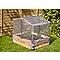 Serre retractable filet Verve Kitchen Garden 77 x 60 x h.64cm