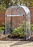 Serre tomate haute pvc Verve 120 x 80 x h.180 cm