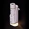 Veilleuse lampe de poche LED Colours Oake blanc