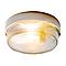 Hublot étanche E27 60W rond blanc P.10 cm