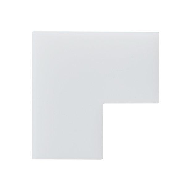Raccord Profile D Angle Pour Montage En Surface Ruban Led Colours Kello Castorama