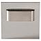 Spot à encastrer Colours Hayden LED carré 4000K blanc neutre 21lm 0,8W