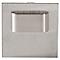 Spot à encastrer Colours Hayden LED carré 4000K blanc neutre 17lm 0,4W