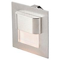Spot à encastrer Colours Hayden LED carré 2700K blanc chaud 0,4W