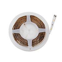 Ruban lumineux LED Colours Driggs 5m IP20 blanc chaud à blanc froid + télécommande