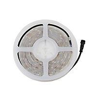 Ruban lumineux LED Colours Emmett 3m IP65 RVB et blanc neutre + télécommande