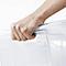 Boîte en plastique 15L Kaze transparent