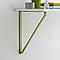 Équerre  multiposotion 280x200 Vert Clever Form