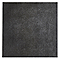 Carrelage sol gris 42,6 x 42,6 cm Konkrete (vendu au carton)