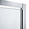Porte semi pivotante 77,5 - 82,5 Zilia en verre