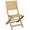 Lot de chaise de jardin Roscana